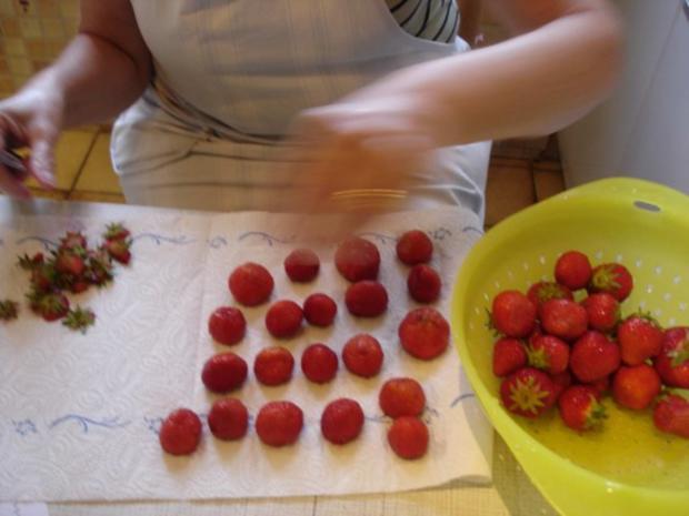 Erdbeer-Quark-Dessert - Rezept - Bild Nr. 5