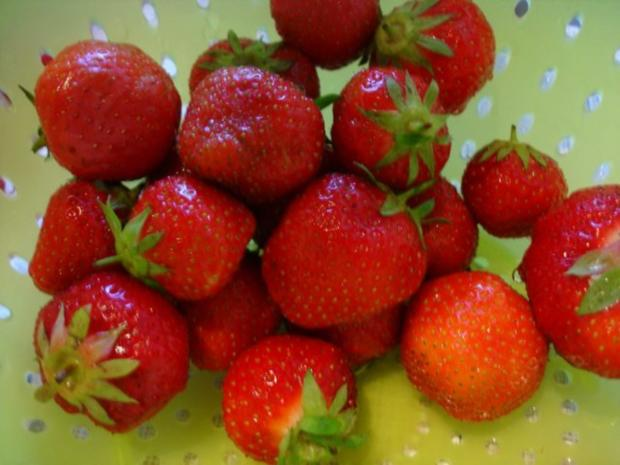 Erdbeer-Quark-Dessert - Rezept - Bild Nr. 2