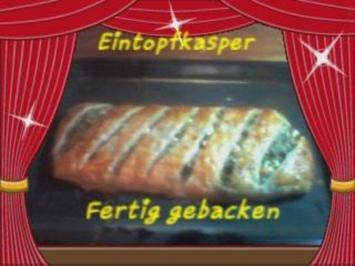 Rezept: Gefüllter Blätterteig a´la Jörg
