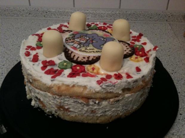 Schokokuss-Torte - Rezept - Bild Nr. 2