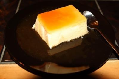 Creme – Karamell Pudding - Rezept