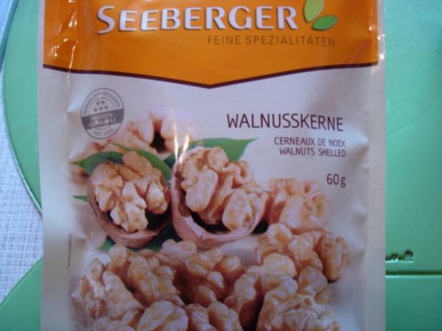 Jogurt-Quark mit Honig und Wallnüssen - Rezept - Bild Nr. 5