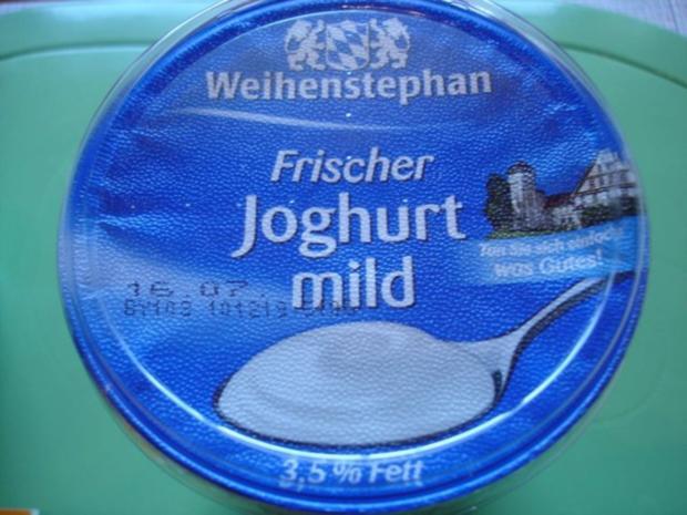 Jogurt-Quark mit Honig und Wallnüssen - Rezept - Bild Nr. 2