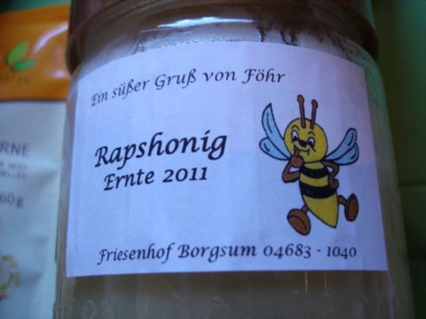 Jogurt-Quark mit Honig und Wallnüssen - Rezept - Bild Nr. 4