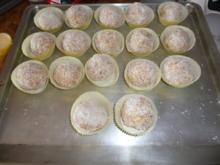 Schneebällchen-Dessert Ca 35 Stück - Rezept