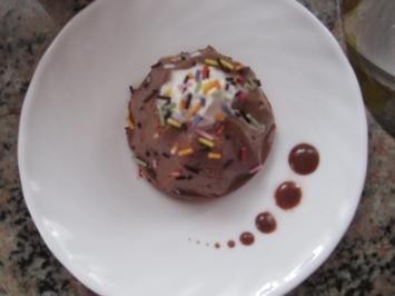 Schokoladen-Pudding - Rezept