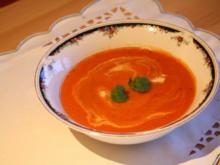 Tomatensüppchen - Rezept