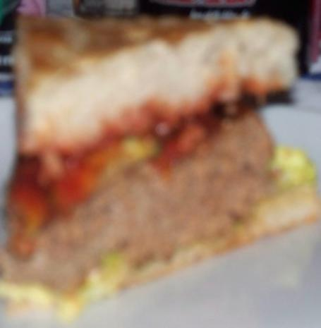 Burger als Torte - Rezept - Bild Nr. 2