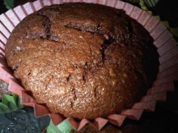 Schoko-Mandel-Muffins - Rezept