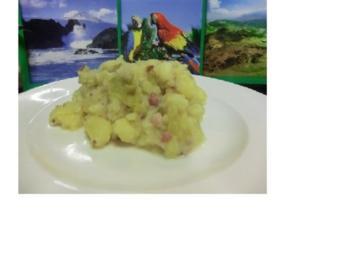 Pastinaken- Porree- Püree - ohne Kartoffeln - Rezept