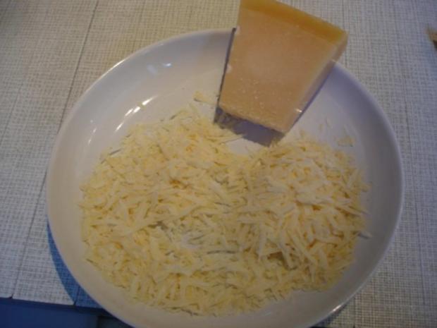 Spargel mit Schinken, Salbei und Parmesan - Rezept - Bild Nr. 8