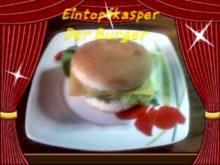 Hamburger a`la meiner Kinder - Rezept