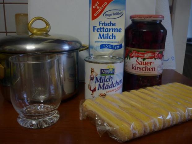 Mamas Karamellcreme a` la Tiramisu     braucht etwas Zeit - Rezept - Bild Nr. 2