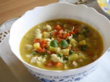 Orientalischer Gemüsetopf - Rezept