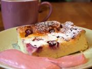 Ricotta-Himbeer-Kuchen - Rezept