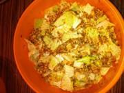 """""""SALAT"""" Chinesischer Nudelsalat - Rezept"""