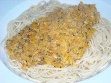 Schnelle Pasta-Sauce - Rezept