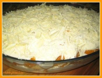 Dessert - Orangen-Tiramisu - Rezept