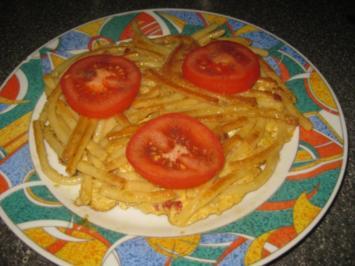 Maccaroni Omelette (frittata) - Rezept