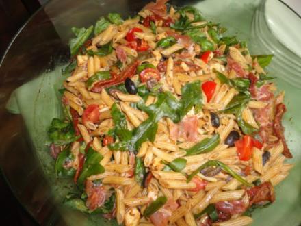 Italienischer Nudelsalat alla Giulietta - Rezept