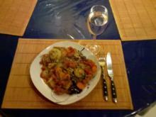 Vegetarisch: Hot & Spicy! Ofengemüse DELUX! - Rezept