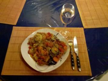Rezept: Vegetarisch: Hot & Spicy! Ofengemüse DELUX!