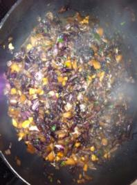 Radicchio-Gemüse - Rezept