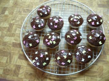 Muffins -Kokos - Rezept