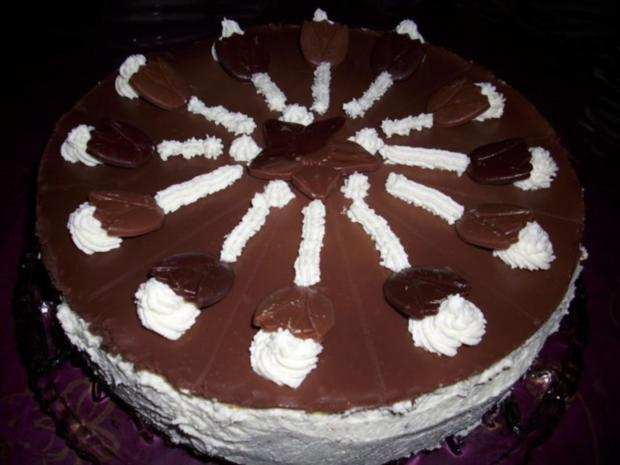9829 Milka Bananen Torte 9829 Rezept Kochbar De