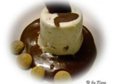Dessert: Joghurt Stracciatella Creme - Rezept