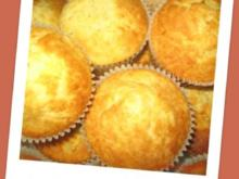 Muffins - Apfel-Marzipan-Muffins - Rezept