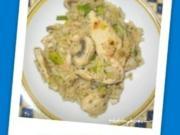 Blitzschnelle Reispfanne - Rezept