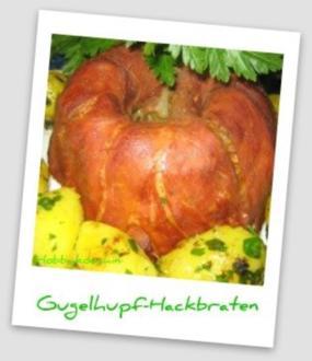 Gugelhupf-Hackbraten - Rezept