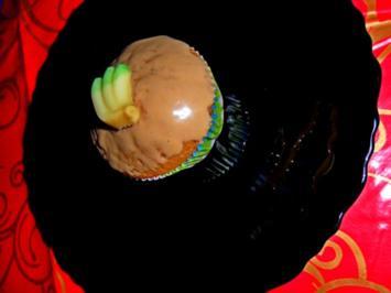 Muffins mit Cola & Lebkuchengewürz - Rezept