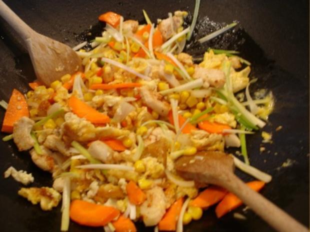 Chinesischer Currybratreis - Rezept - Bild Nr. 6