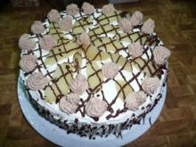 Schoko - Birnen - Mocca - Torte - Rezept