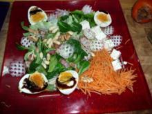 Salatteller nach Gina-Anna - Rezept