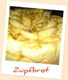 Zupfbrot - Rezept