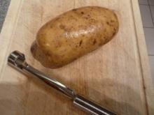Gebackene Kartoffeln, lecker gefüllt - Rezept
