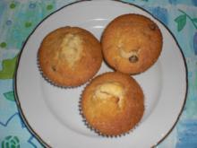 Schokotröpfchen Muffins - Rezept