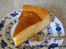Fluffiger Käsekuchen - Rezept