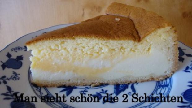 Fluffiger Käsekuchen - Rezept - Bild Nr. 2