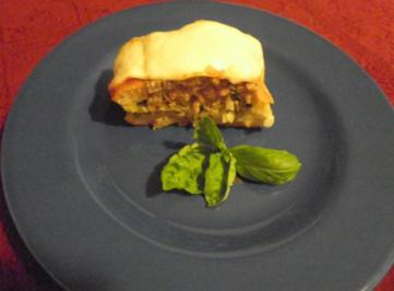 Gefülltes Ciabatta - Brot ... - Rezept