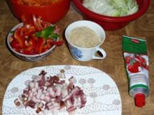 Serbisches-Reisfleisch - Rezept