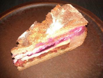 Herzhafte Torte zum Abend - Rezept