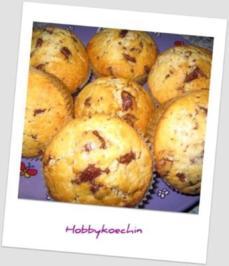 Muffins - Milka-Muffins - Rezept