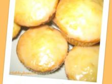 Muffins - Orangen-Muffins - Rezept