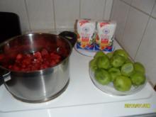 Erdbeere-Kiwi-Marmelade - Rezept