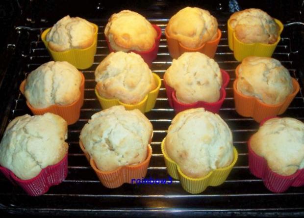 Backen: Zitronige Muffins mit Ingwer - Rezept - Bild Nr. 6
