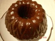 Nussiger Schokoladenkuchen - Rezept